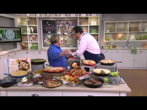 Cook It In Cast Iron from the Editors of Cook's Country on QVC