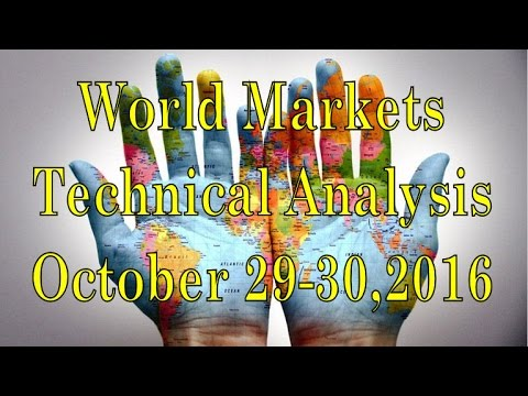 Weekend  World Market Technical Analysis October 29-30