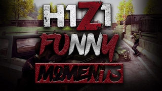 H1Z1 Adventures - MURDER!!!! (H1Z1 Funny Moments)