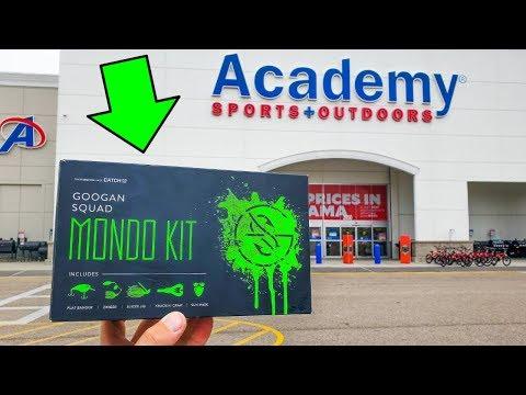 Fishing w/ Googan Squad MONDO Fishing Kit (Awesome!)