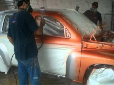 como pintar un carro  YouTube
