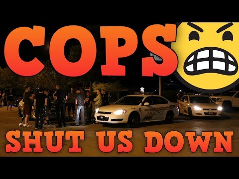 COPS SHUT DOWN Car Meet.....plus - Mustang Talk.  GT, maybe?!?!