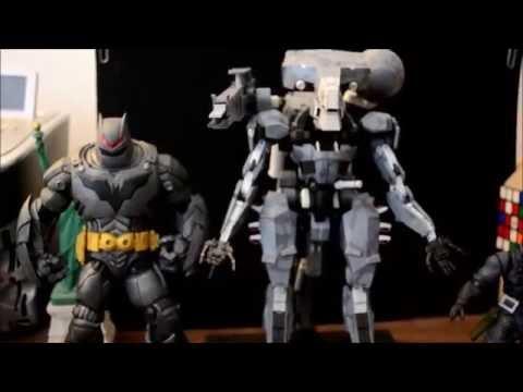 Sentinel's Riobot Metal Gear Sahelanthropus Transformation Guide + General Thoughts