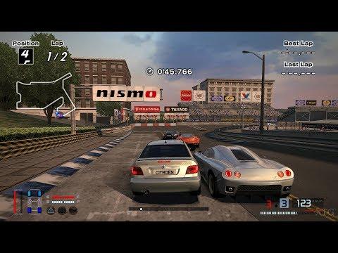 [#1520] Gran Turismo 4 - Citroën Xsara VTR '03 (HYBRiD) PS2 Gameplay HD