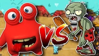 CRAZY NEW MONSTER! | Monsters VS Zombies
