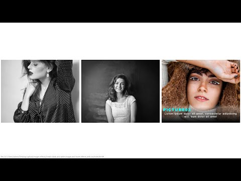 Create Black And White Images And Hover Effects With HTML & CSS