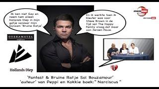 'Moordaanslag' op Steve Brown door 'Fantast-Ratjes-Pauw&Bouzamour'& VVD-Boeven Leegloop.