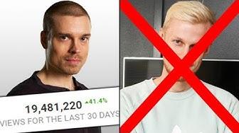 Suomen katsotuin YouTube-kanava (ei ole Roni Back)