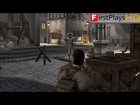 Airborne Troops (2005) - PC Gameplay / Win 10