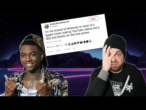 Soulja Boy CALLS OUT Nintendo AND YouTubers! | RGT 85