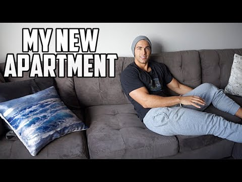 My New Fully Furnished Apartment Tour!