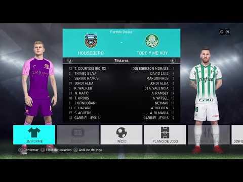 Pes18 MyClub - Copa do Desafio Online + Ball Opening (Legends Liverpool + PES Selection)