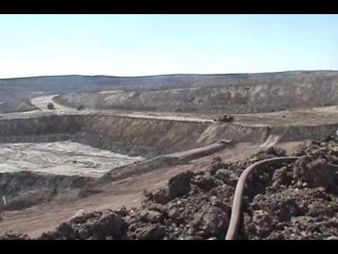 Powder River Basin Coal Mine Gillette
