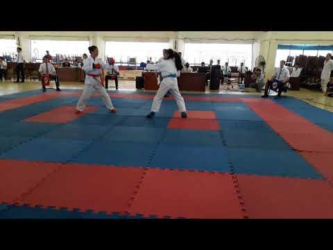 Clb karate hag huy tập q12