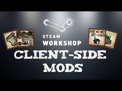 [DST Tutorial] Client-Side Mods you NEED to use!
