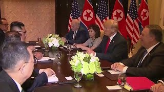Kim-Trump Summit: Progress and provocation since Singapore