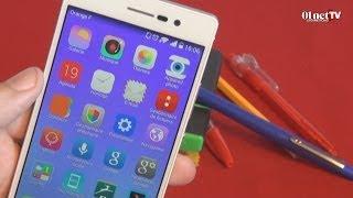 Test Huawei Ascend P7 : un design très attractif