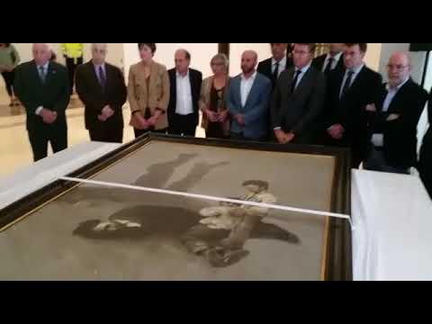 'A derradeira leición do mestre' de Castelao chega á Cidade de Cultura