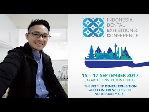 idec 2017 part 1  indonesia dental expo & converence preview - docdiego