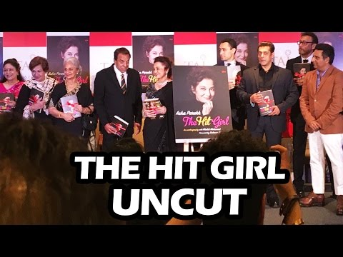 Salman Khan LAUNCHES Asha Parekh's Book 'The Hit Girl' - FULL HD Video