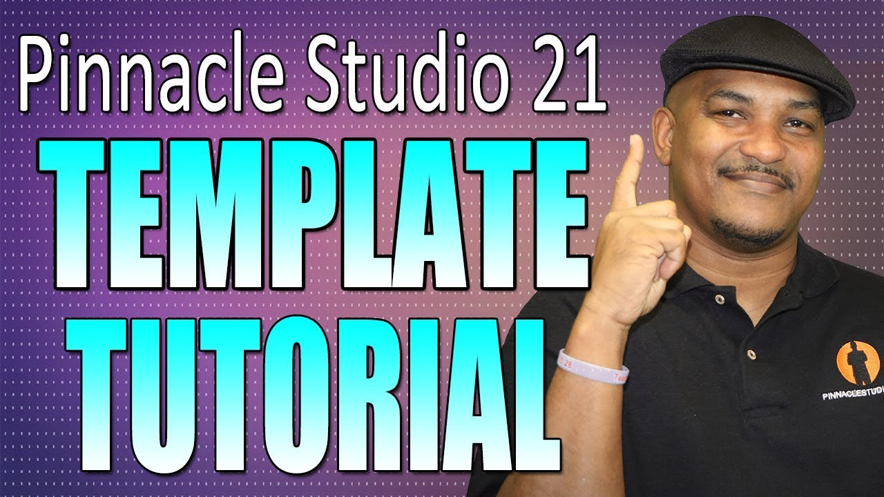 Pinnacle studio 21 ultimate save movie as template for Pinnacle studio templates
