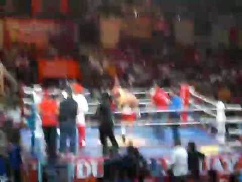 Cebu Coliseum: Magbanua VS. Cota (February 21, 2009)