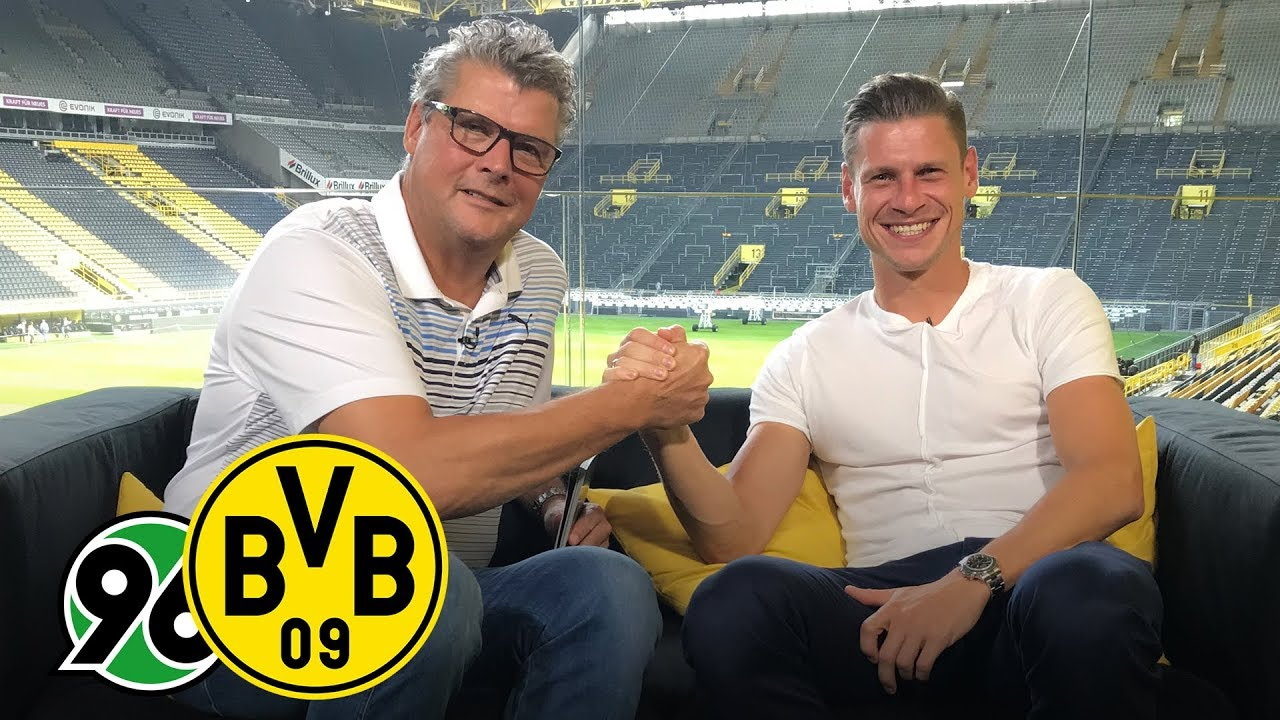Lukasz Piszczek im Feiertagsmagazin |Hannover 96 - BVB | 2. Spieltag