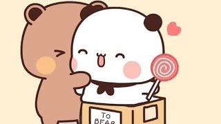 Peach and Goma Stories❤ Trendy Short Stories ❤ Milk and Mocha Teddy Bear| Cartoons | Bear Panda- TSS
