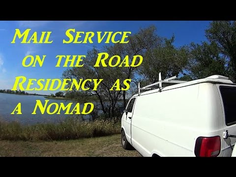 Mail Forwarding Service & Residency as a Nomad