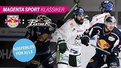 MagentaSport Klassiker | DEL HALBFINALE 2019 - SPIEL 1 I EHC Red Bull München - Augsburger Panther