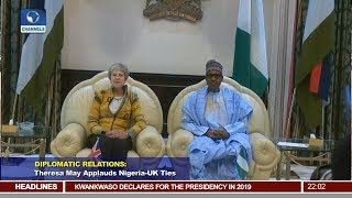 Nigeria, UK Signs Agreement To Boost Security, Economy