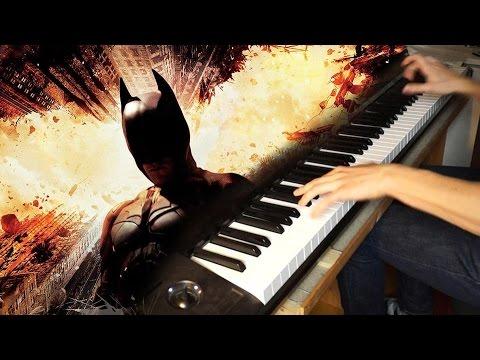 The Dark Knight Rises - Main Theme (Piano Solo)