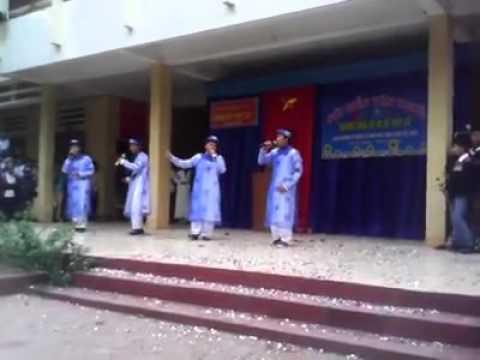 Hài nhạc kịch 12A1- THPT Triệu Sơn 1 mừng ngày nhà giáo Việt Nam
