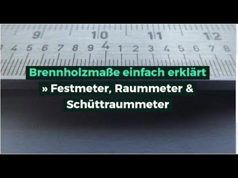 Festmeter