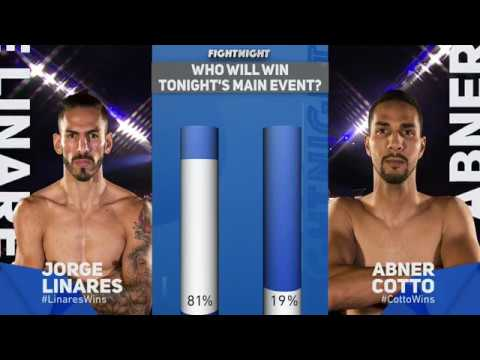 Jorge Linares vs Abner Cotto