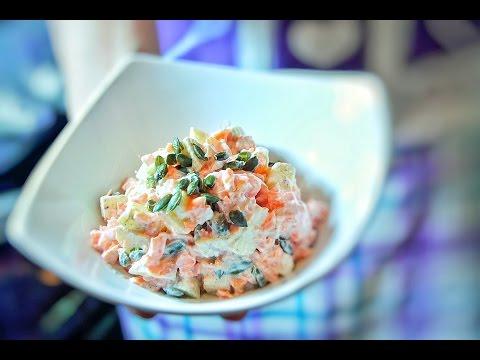 Make Easy apple and carrot salad Pics