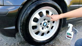 Felgen und Reifen aufbereiten / Wheel and tire treatment