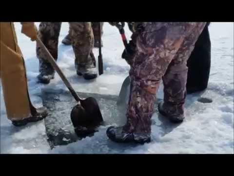 2015 Ice Dive Lake Champlain