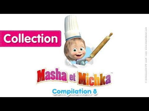 Masha et Michka Сompilation 8 20 minutes Dessins animés en Français 2017