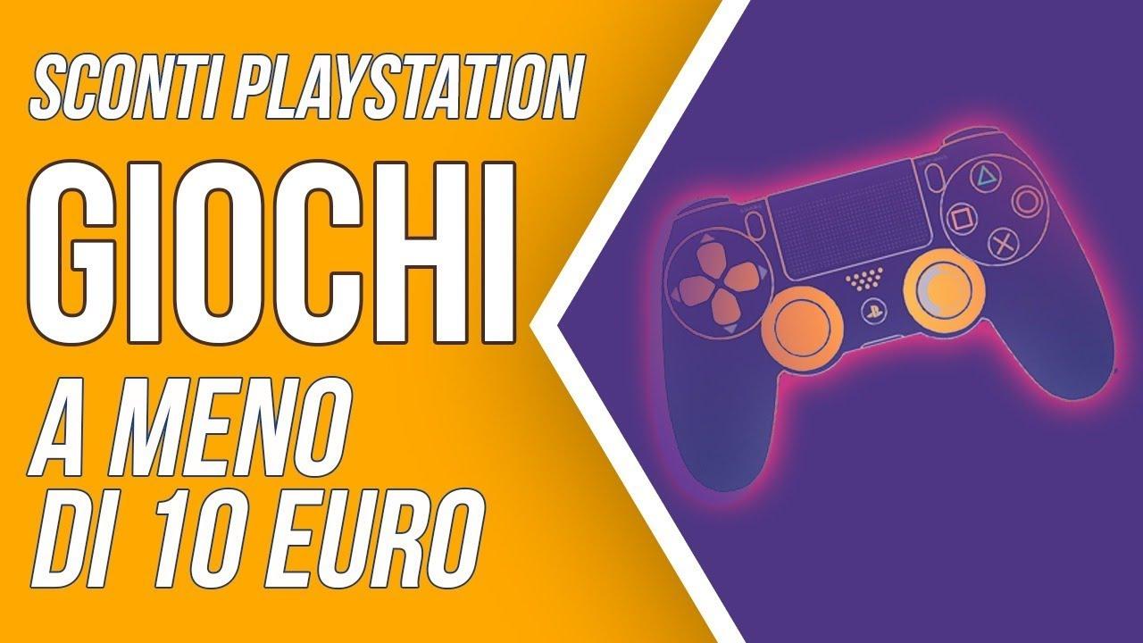 a672ba14231077 Offerte PlayStation Store: cinque giochi PS4 a meno di 10 euro