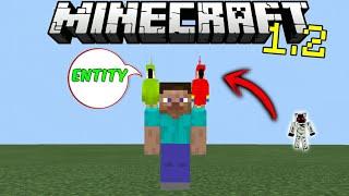 A qué no sabías de este pequeño secreto de los loros! | Trucos en Minecraft 1.2