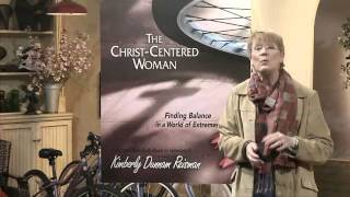The Christ Centered Woman Promotional Video