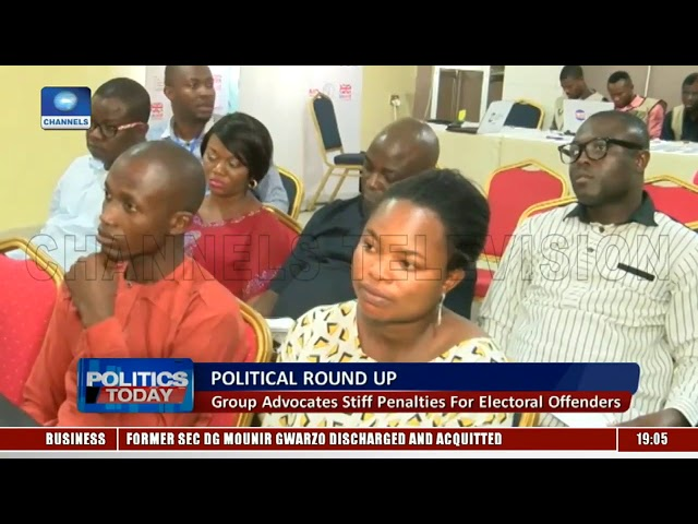 Kimpact Calls for Unbiased Prosecution of Electoral Offenders in 2019 General Elections