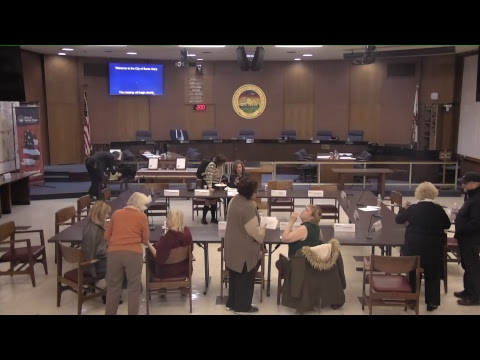 Council and Authorities Concurrent Meeting 12/05/2017