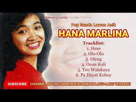 Pop Sunda Lawas HANA MARLINA Full Album Hese - Lagu Sunda Lawas Paling Asyik