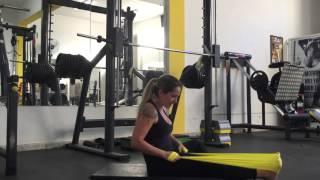 Baixar Faixa Elástica - Exercícios para Panturilha
