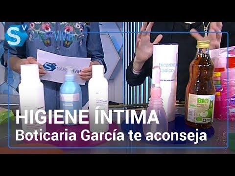 Cuida tu higiene íntima | Boticaria García te aconseja | Saber Vivir
