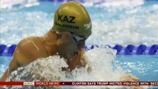 Sport Today. Olympic Games. BBC World News