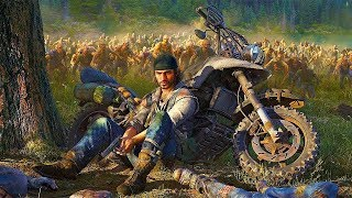 Days Gone - 17 Minutes of New Gameplay Walkthrough TGS (PS4 2018)