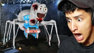Do NOT Visit CURSED Thomas The Train at 2:00 AM...